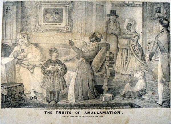 The Fruits of Amalgamation