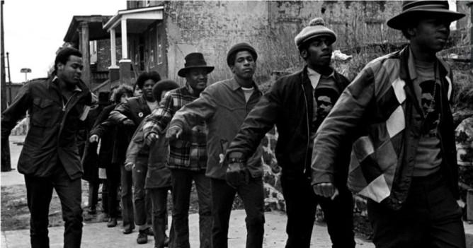 Black Panther Party Vanguard-Film
