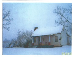 The Homestead - snow