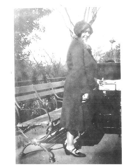 Young Grandma in Harlem