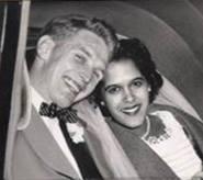 Mom and Dad wedding