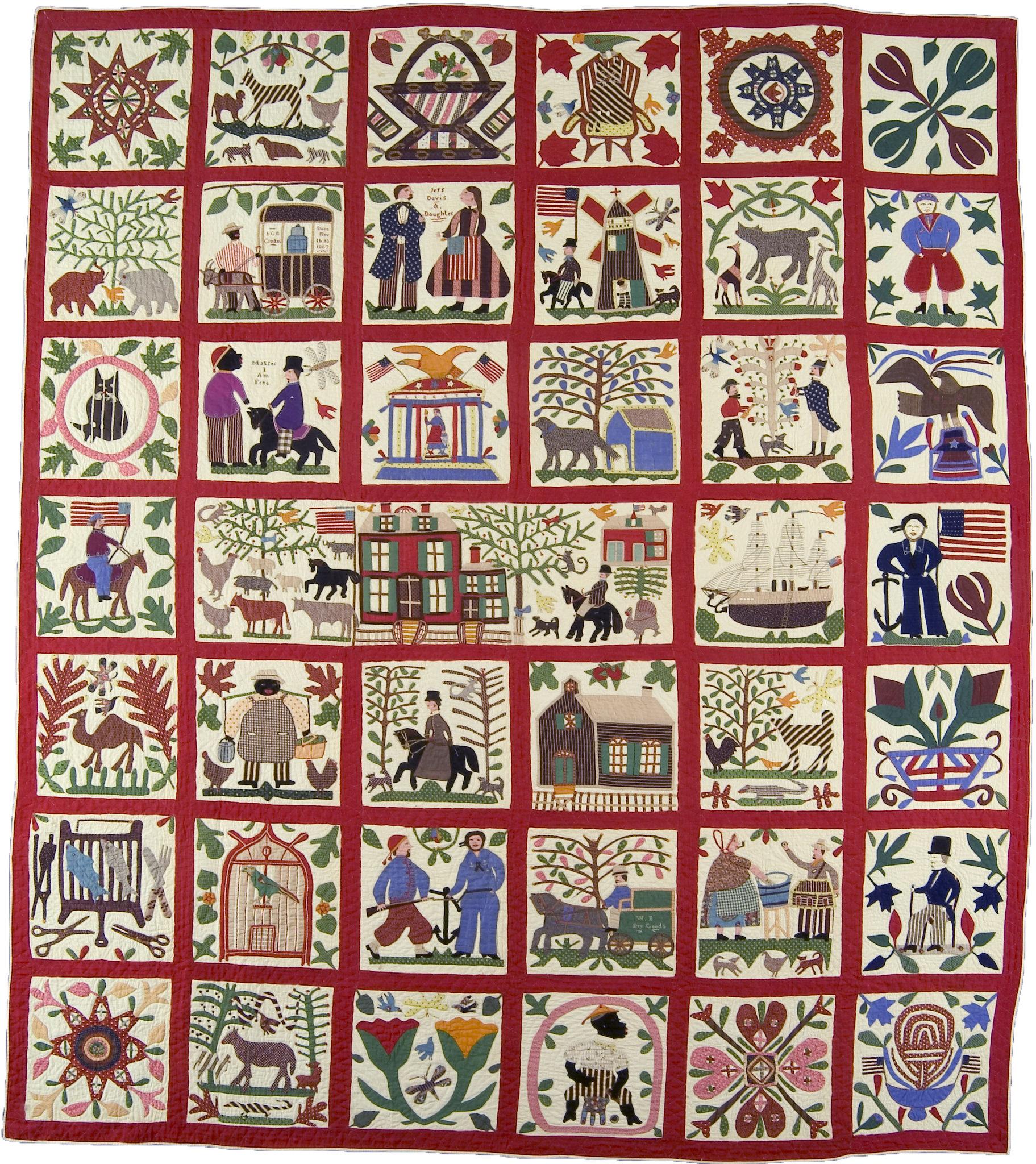 slavery | Michele Beller : slavery quilt - Adamdwight.com
